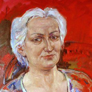 Marietta Armena painting